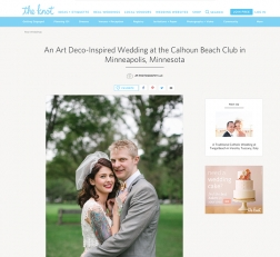 Calhoun Beach Club Wedding